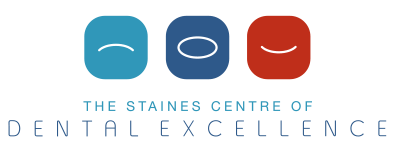 The Staines Centre of Dental Excellence Logo